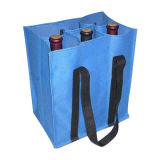 Dispositivo di raffreddamento del supporto del manicotto della bottiglia di vino del neoprene delle tre bottiglie