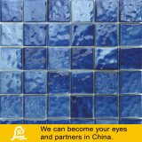 Mosaico di ceramica di figura di onda per la piscina 6mm (nuoto P A01/P A02/P A03)