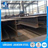 Estructura de acero de soldadura soporte principal de la columna de acero de vigas H