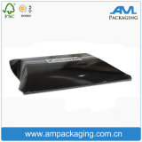 Almofada de papel revestida barata em forma de cabelo Extensão Wig Caixa de embalagem