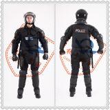 Resistente a los antidisturbios de la policía traje de legítima defensa o protección