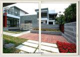Puertas deslizantes de aluminio con el vidrio Inferior-e para comercial y residencial