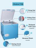 congélateur de réfrigérateur solaire de compresseur de 308L 12V/24V grand