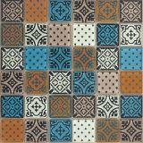 Azulejo de mosaico de cristal para el fondo de la cocina