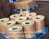 Fio de aço de carbono elevado para a fibra de aço, fibra de aço para o concreto