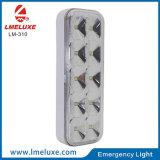 luz Emergency recarregável do diodo emissor de luz 10PCS