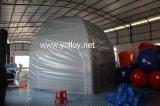 Tenda gonfiabile su ordinazione di esposizione, facente pubblicità alla tenda
