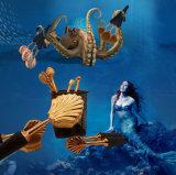 특허가 주어진 아름다움 부속품 화장품 공구 바다 쉘 메이크업 솔 세트