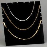 Crémaillère acrylique de support de collier d'étalage de bijou de mode de promotion