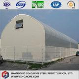 Sinoacmeアークの屋根の鉄骨構造の倉庫の構築