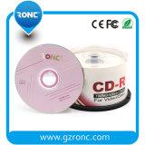Taxas de defeito mais baixas Disco de CD em branco para o vídeo de música