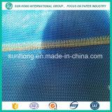 Filtro de tejido simple para la fabricación de pasta de papel