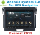 Automobile Android GPS del sistema 6.0 per Ford Everest 2015 con percorso dell'automobile