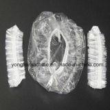 Plástico disponible del salón y cubierta no tejida del oído que hacen el equipo de la máquina