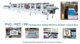 Het Kleven van de Doos van pvc pp van het Huisdier van de hoge snelheid Plastic Machine