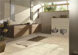 Mattonelle di pavimento rustiche dell'ente completo con il mattone di fronte di pietra