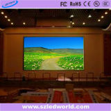 Schermo dell'interno del quadro comandi del LED di colore completo P4 per la pubblicità della fabbricazione della Cina (CE, RoHS, FCC, ccc)