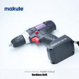 Foreuse sans fil électrique de foret de main de Makute 16V/18V/21V