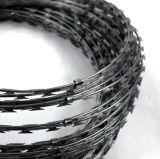 Alambre de púas de acero galvanizado superior de la maquinilla de afeitar de China Bto 22
