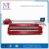 Impresión digital de la máquina DX7 cabezales de impresión de plexiglás UV Ce imprenta autorizada