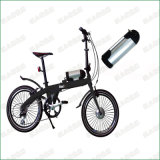 Mini cadeira de rodas 36V 48V 11.6ah Garrafa de água tipo E Bike Lithium Ion Battery