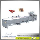 フルオートマチックのチョコレート・バー挿入の包む機械