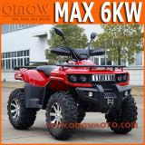 3000W 4X4 4X2 Elétrico do Utilitário de Acionamento do Eixo ATV