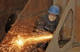 Roda de moedura abrasiva da qualidade de Sali para o metal