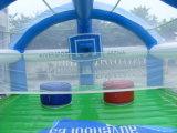 4 в 1 различных спортивных соревнований по использованию надувной спортивная площадка
