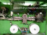 Desechables usados y nuevos Pañales Pampers que hace la máquina