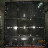 Réservoir d'eau en acier appuyé par émail sectionnel/réservoir stockage de l'eau