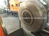 A máquina plástica do granulador para o PE Waste dos PP Regrind o material