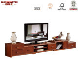 Sala de estar moderna Furnituretv soporte / TV Shelf (GSP13-016)