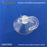 Copos quentes da sução do PVC do diâmetro 35mm do Manufactory da venda com Hooks