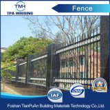 La calidad de metal personalizados con recubrimiento de polvo de esgrima valla de seguridad