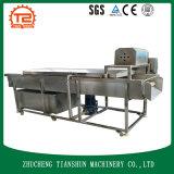 SS304 de Plantaardige Reinigingsmachine van de Wasmachine van de Rol van de Borstel van de Orang-oetan van aardappels