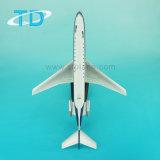 B727-200 1: 100 47см авиалайнера полимера модель плоскости