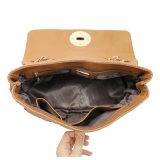 여자의 부대를 위한 어깨에 매는 가방의 금속 결박을%s 가진 새로운 자수 디자인