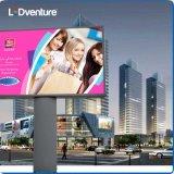 Abaisser le Signage polychrome de la publicité extérieure DEL Digital de consommation d'énergie