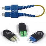 単一モードOm3マルチモードMTP/MPO/MTRJ/LC/Scのループバック
