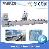 Трехосный высокоскоростной прессованный алюминиевый Drilling центр филировальной машины