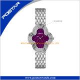 Montres-bracelet de la meilleure qualité neuves de diamant d'élégance pour des dames