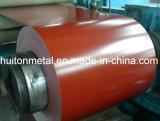 ASTM A653の熱い浸された電流を通された鋼鉄コイル、冷間圧延された鋼鉄価格、Prepainted鋼鉄コイルのプライム記号PPGIのコイル