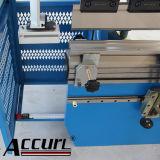 Stahlblech-verbiegende Maschinen-Berufshersteller Mvd S.-S. hydraulische Presse-Bremsen-Maschine