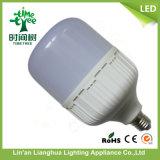 Luz de bulbo del plástico +Aluminum 40W E27 LED del poder más elevado
