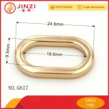 Ovalgeschnittener hängender Nickel-Beutel-Ring-Halter
