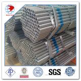 Warm gewalztes galvanisiertes nahtloses Stahlrohr GB3639