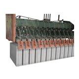 Automatische het Maken van het Blok AAC van het gips Machines 200000 Vierkante Meter