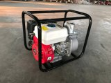 A agricultura de qualidade superior da bomba de água a gasolina, a bomba de água com a gasolina para a agricultura