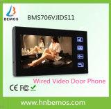 Un Doorphone Mutifunction vidéo avec la sécurité système d'Interphone avec appareil photo